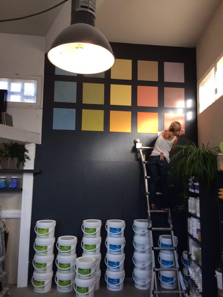 nuancier couleur chaux peinture naturelle toulouse