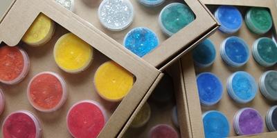 coffret cadeaux pigments