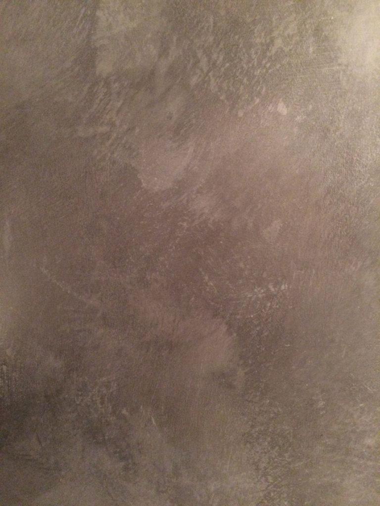 peinture chaux brosse effets