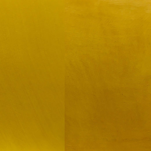 Badigeon Chaux Cire jaune moutarde