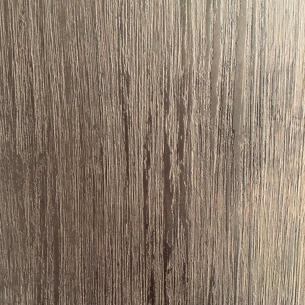 Enduit décoratif Stuc mat noir lacere