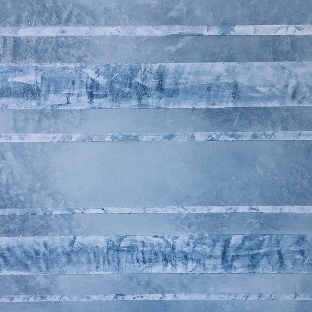 Stuc Veneziano et mat bleu jean